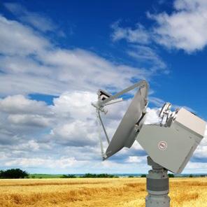 Thiết bị Khí Tượng Cao Không - Radar Khí Tượng